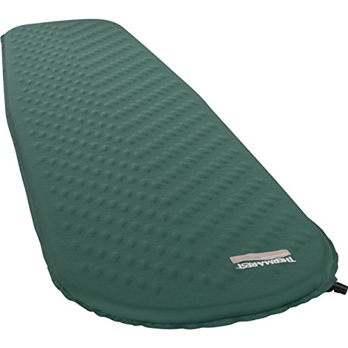 Therm A-rest Trail - Therm-a-Rest Trail Lite Self-Inflating Foam Camping Pad, Regular - 20 x 72 Inches