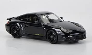 Porsche 911 turbo S Edition 918 Spyder (997), negro