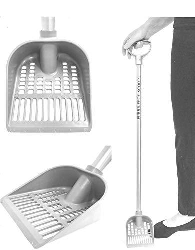 Purrr-FECT Scoop 35-Inch Tall Standing Litter Scoop