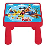 Mickey Kids Square Cafe Writing Table