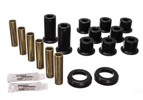 Energy Suspension 3.2129G Rear Spring Bushing for 2WD and 4WD by Energy Suspension