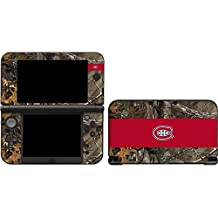 Montreal Canadiens 3DS XL 2015 Skin - Montreal Canadiens Realtree Xtra Camo | NHL X Skinit Skin