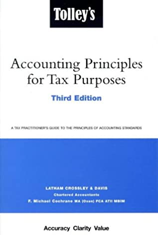 tolley s accounting principles for tax purposes amazon co uk f rh amazon co uk Generally Accepted Accounting Principles Accounting Principles and Concepts