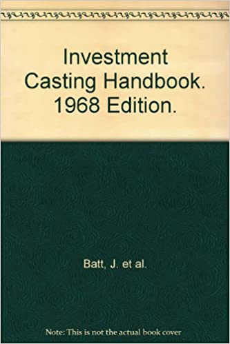 Investment Casting Book
