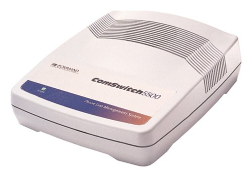 Command Communications Comswitch 5500 3-Port Phone/Fax Modem Line Sharing Device by Command Communications