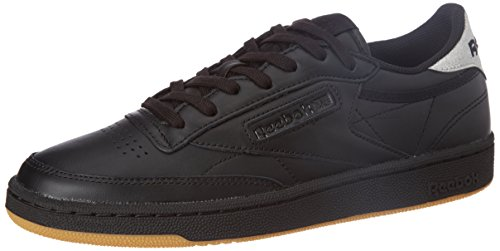 Reebok Club C 85 Diamond Womens Sneakers Zwart / Gom