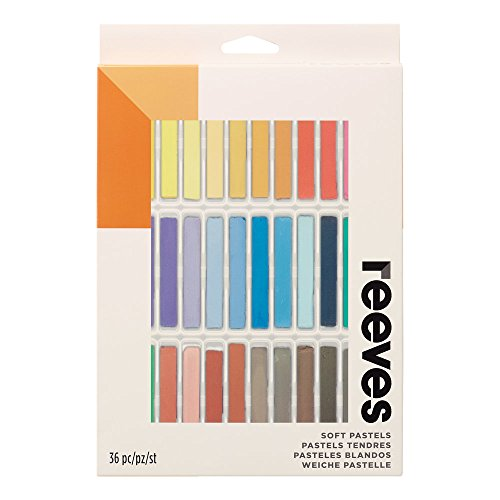Reeves Soft Pastels-Set of 36