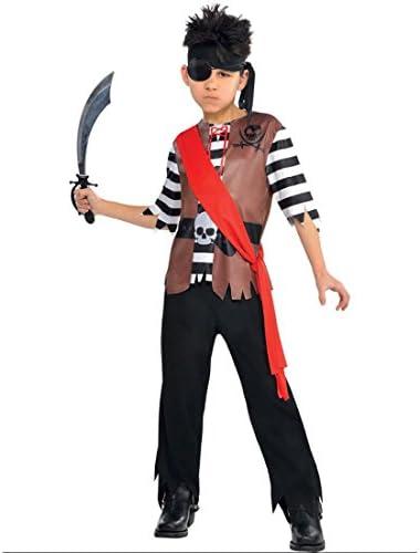 Christys London Disfraz de pirata Jack para niños y adolescentes ...