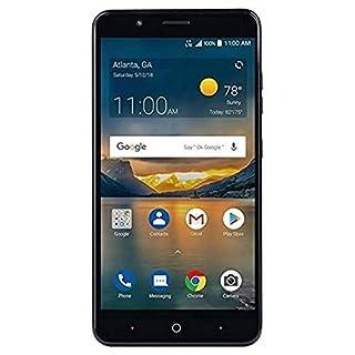 "ZTE Blade X2 MAX Z6400C (32GB, 2GB RAM) 6.0"" Full HD Display, Dual Rear Camera, 4080 mAh Battery, 4G LTE GSM Unlocked Smartphone (US Warranty) (32 GB)"