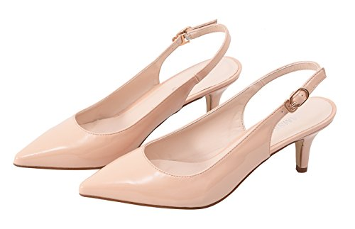 Patent Femme Pour Nude Escarpins 1uk Hb1674 Pu Camssoo xwq1pRYp