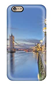 High Impact Dirt/shock Proof Case Cover For Iphone 6 (city Of London )