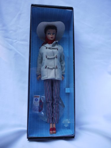 Collector Gold Label Reproduction Barbie Doll - Open Road (English Reproduction)