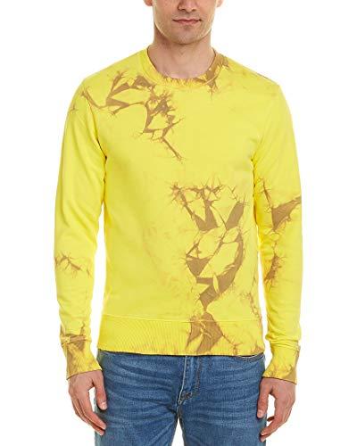 Helmut Lang Mens - Helmut Lang Mens Pullover, M, Yellow
