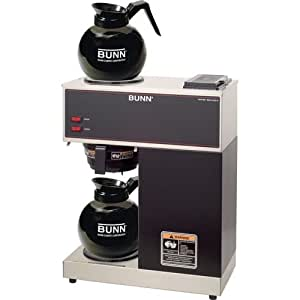 One Cup Coffee Maker Without Plastic : Amazon.com : Bunn Pourover Coffee Brewer : Sports & Outdoors