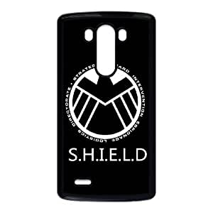 S.H.I.E.L.D LG G3 Cell Phone Case Black R3353456