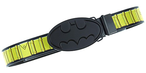 DC Comics Batman Reversible Belt & Buckle