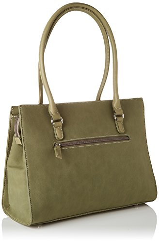 Color Verde Caqui Mujeres Cm3762 de Las Jones De Bandolera David Cm3762 wTOF8