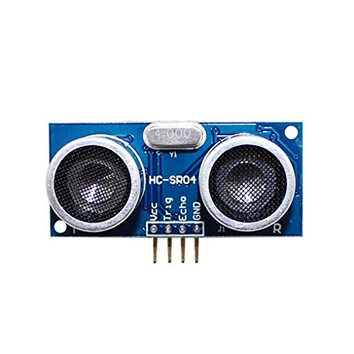 Xuanhemen HC-SR04 Ultrasonic Sensor Distance Measuring Module for Arduino Microcontroller