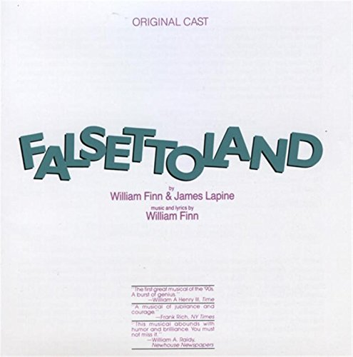 Falsettoland - Composed By Wil...
