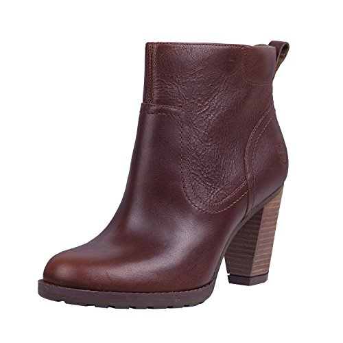 TIMBERLAND-Womens-Wp-Leather-Ankle-Heel-Boot-8615A