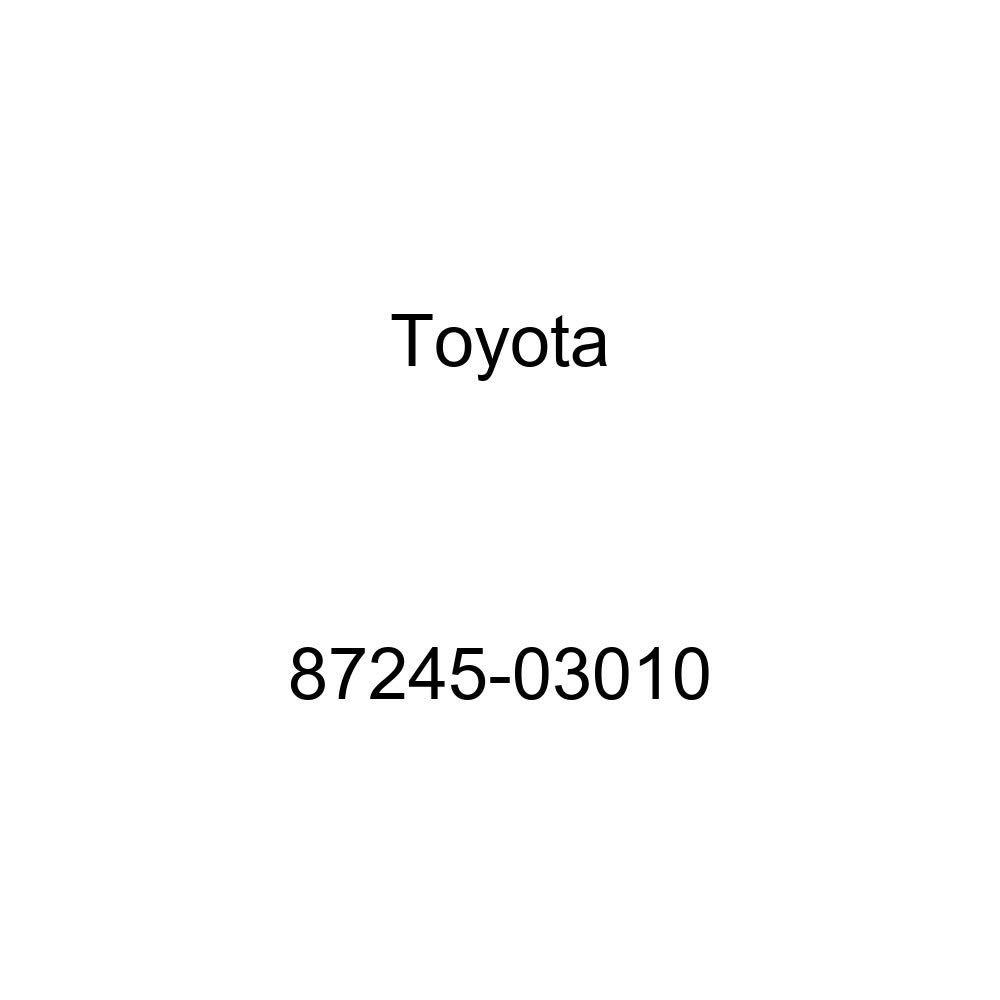 Toyota 87245-03010 Heater Water Hose Inlet