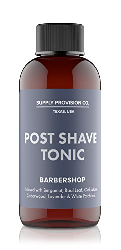 SUPPLY Post Shave Tonic (Barbershop, 4 oz)