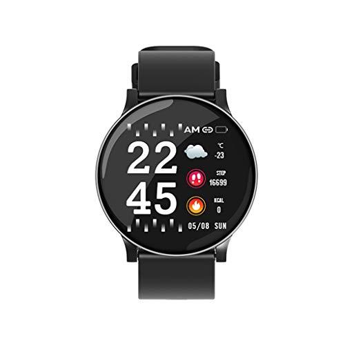 HHJEKLL Reloj Inteligente Smart Watch Sport Fitness Tracker ...