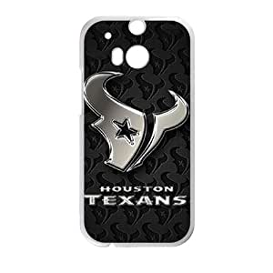 DIY phone case Houston Texans skin cover For HTC One M8 SQ752247