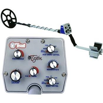 Tesoro Tejon Metal Detector