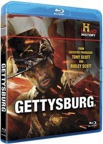 Gettysburg (2011) [ Blu-Ray, Reg.A/B/C Import - United Kingdom ]