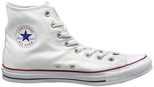 Bianco blanc Baskets pour Converse femme IXzfzw