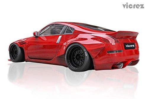 Vicrez Nissan 350z 2003-2008 Rocket Bunny / Duck Rear Wing Spoiler -