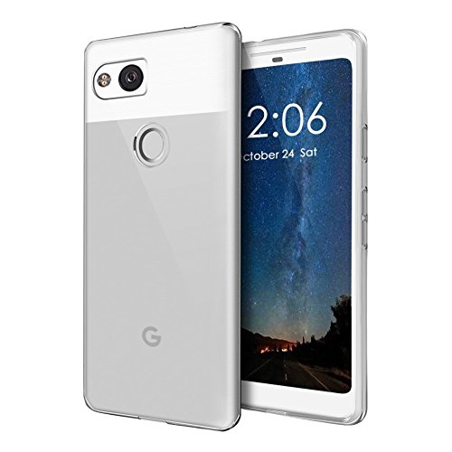 Google Pixel 2 XL Case, OEAGO Ultra [Slim Thin]...