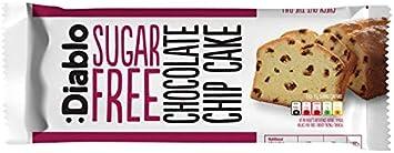 Diablo Pastel de Chocolate Chip 200g por Diablo Sugar Free