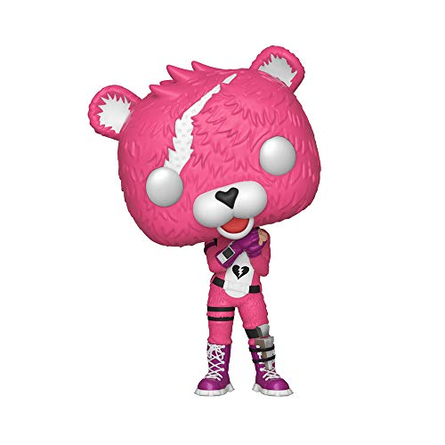 Funko- Figurines Pop Vinyl: Fortnite: Cuddle Team Leader, 35705, Multi