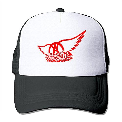 Texhood Aerosmith Cool Sunhats One Size Black (Aerosmith Cs)