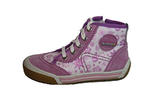 Juge 42.1150 chaussures montantes pour fille-lavande-rose-taille 25