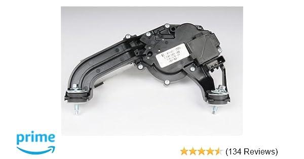 ACDelco 20815337 GM Original Equipment Rear Window Wiper Motor on