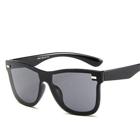Acetato Black Clear Summer Lens Sexy Gafas Gafas de Amarillo de sol Rivet Mujer sol GGSSYY Mujer Shades Eyewear Ladies R8qBI