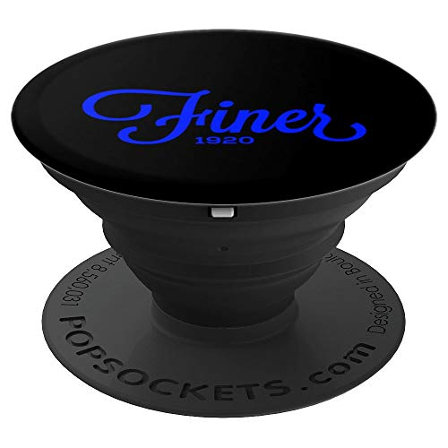 1920 Zetas Z Phi So Sweet Dove Love Z Kitty Blue - PopSockets Grip and Stand for Phones and Tablets