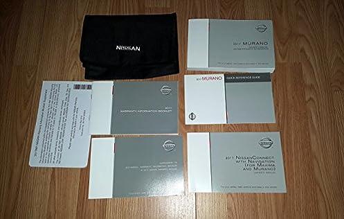 2017 nissan murano owners manual amazon com books rh amazon com nissan murano owners manual 2013 nissan murano owners manual 2014