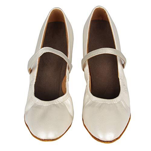 de Zapatos Est Baile SWDZM Mujer q8UwBOB6