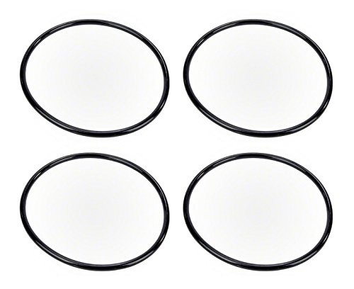 4) NEW Pentair 350013 WhisperFlo Pinnacle Pool Spa Pump Replacement Lid O-Rings ()