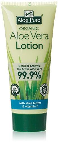 organic aloe vera lotion - 7