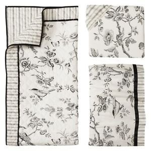 Toile Castle - Castle Hill Toile Bebe 3 Piece Crib Bedding Set