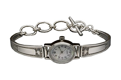 Silver Spoon Silver Ladies MOP Watch Unique Angelica (Silver Spoon Watch compare prices)