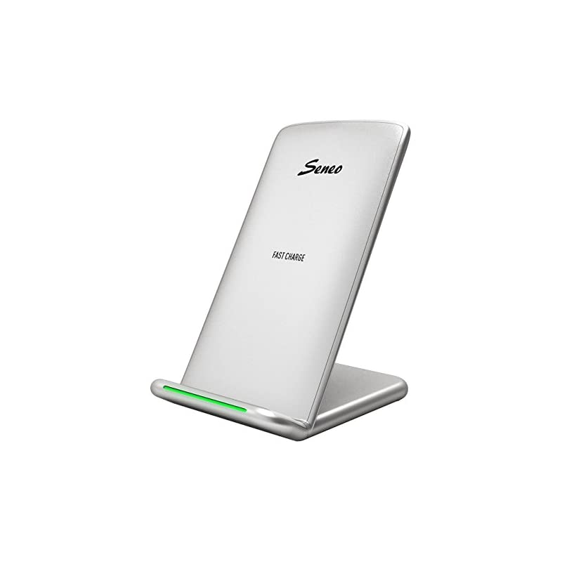 Seneo Wireless Charger, Qi Certified 7.5