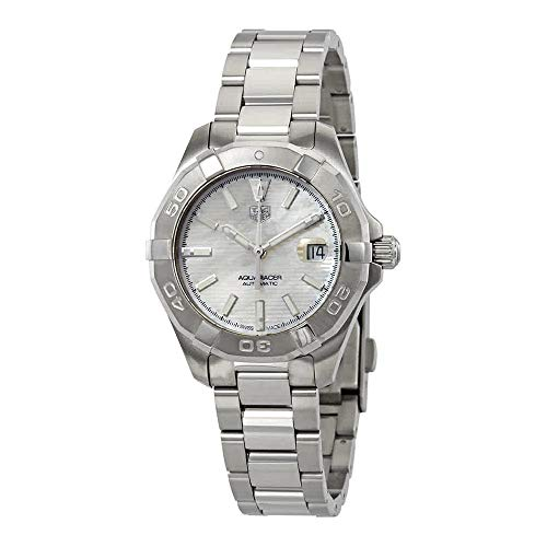 Tag Heuer Aquaracer Automatic Mother of Pearl Dial Ladies Watch WBD2311.BA0740 (Of Mother Dial Automatic Pearl)