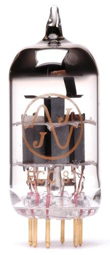 JJ 12AT7 / ECC81 Gold Pin Vacuum Tube by JJ Electronic