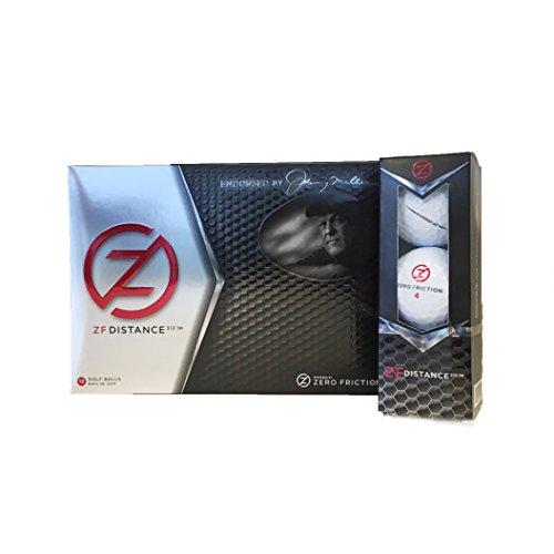 Zero Friction Distance 312 Golf Ball 12/PK